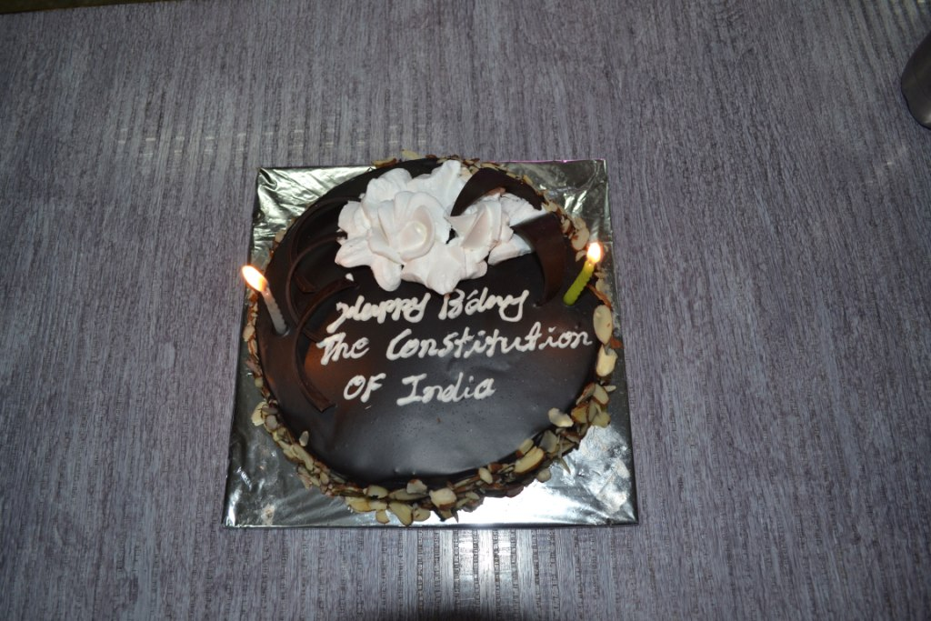 Samvidhaan Divas celebration (26th November, 2015)
